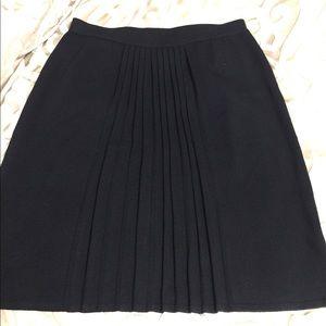 St John Collection Santana Knit Skirt